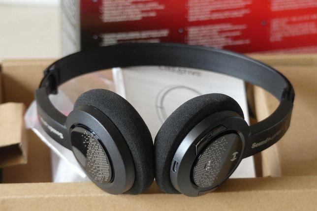 Słuchawki Creative SOUND BLASTER JAM bezprzewodowe (JAK NOWE)