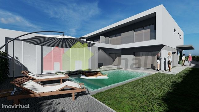 Vivendas acabamentos de Luxo   T4 Novas 270 m2 + anexo 20 m2