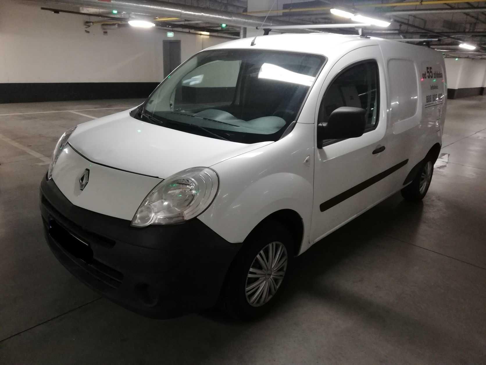 Renault Kangoo maxi - bez BIK i KRD