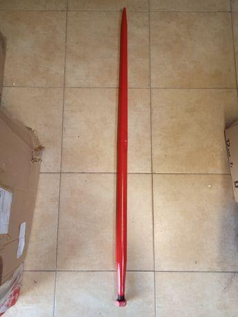 Ząb 110cm prosty kuty długi TUR/KROKODYL/WIDŁY DO BEL