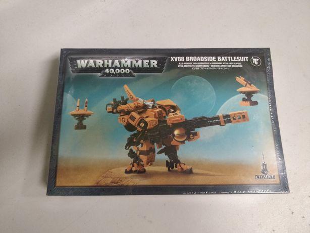 Warhammer 40K - XV88 Broadside Battlesuit