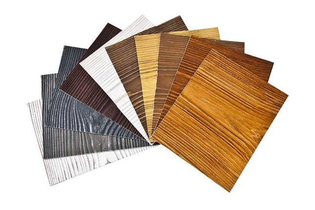 Elastyczna deska okładzina imitacja drewna elewacyjna dekoracyjna