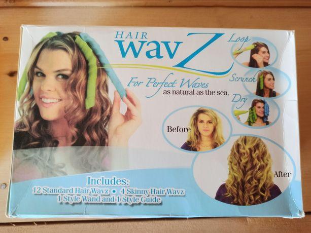 Волшебные бигуди для волос Hair Wavz бигуди спиральки