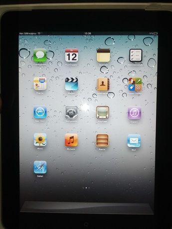 Планшет Apple iPad версия 5.1.1 рабочий в отличном состоянии