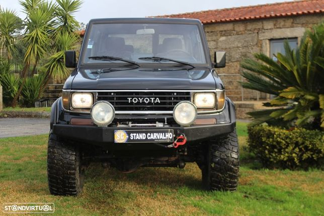 Toyota Land Cruiser 3.0 VX TD