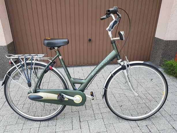 Rower holenderski BATAVUS, 28 cali, aluminiowy, 7 biegów