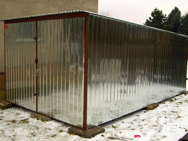 Garaz / Garaze 3x5 z montażemi transportem całe woj Łódzkie