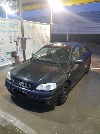 Opel astra 1.6 klimatyzacja 2001 rok