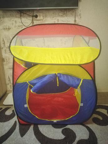 Палатка - домик детская