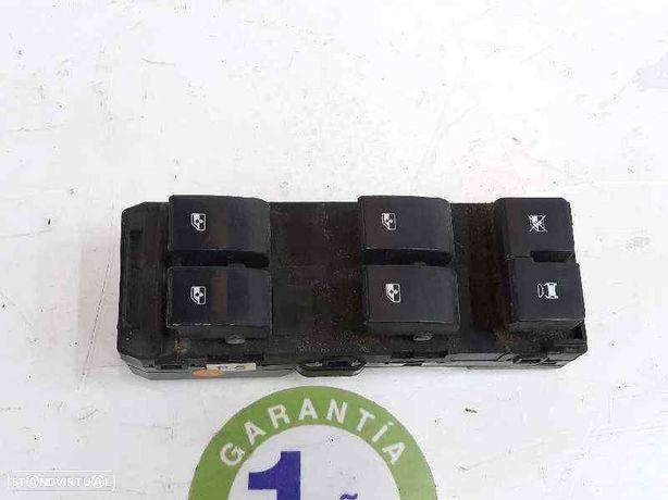 96628554 Comutador vidro frente esquerdo CHEVROLET CAPTIVA (C100, C140) 2.0 D 4WD Z 20 S