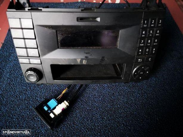 MERCEDES BENZ SPRINTER 2015  ELECTRICIDADE UNIDADE/RADIO/USB A906 901 62 01