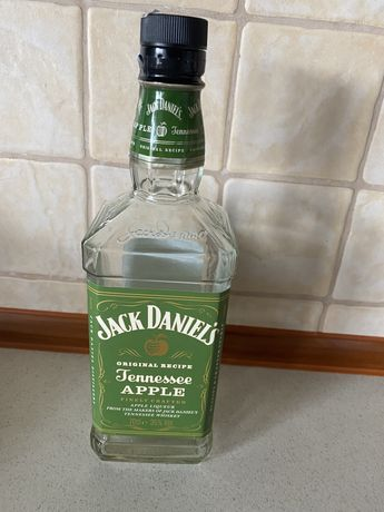 Butelka Jack Daniels Apple