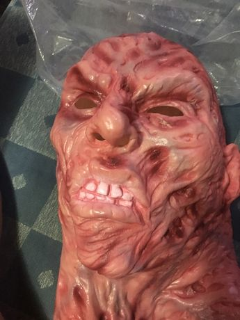 Halloween Mascara de latex