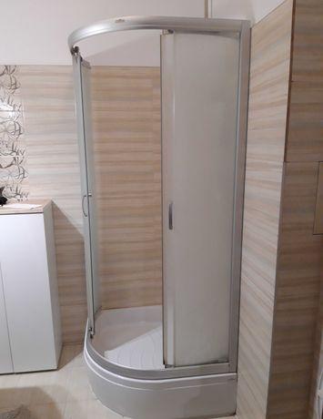 kabina prysznicowa i brodzik cersanit 90x90, tarchomin