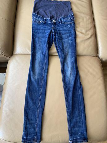 Jenasy ciążowe rurki 34 XS H&M Mama Skinny