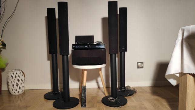 kino domowe LG 3D Blu-ray, DVD HOME Cinema System model LHB655