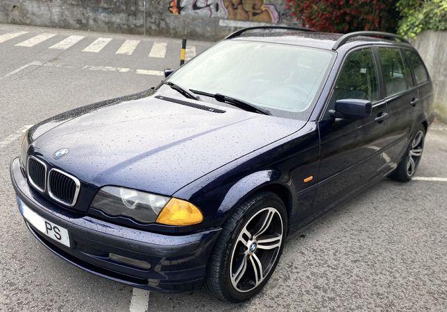 BMW 320D Touring - Nacional - CxManual - Impecável
