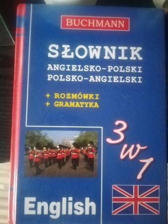 Słownik angielsko-polski 3w1