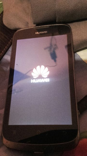 Huawei ascend uszkodzony