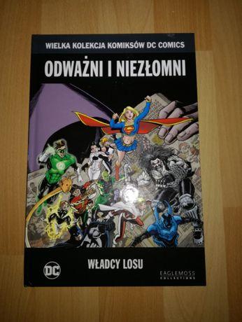 Wielka Kolekcja Komiksów DC - Tom 22 -Odważni i Niezłomni: Władcy Losu