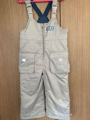 spodnie ocieplane cocodrillo rozm 92