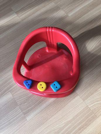 Детский стульчик для купания на присосках