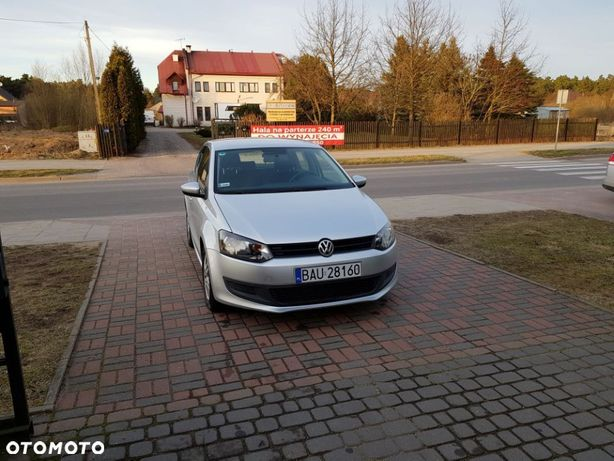 Volkswagen Polo 1,2 benzyna kolor srebrny, zadbany,