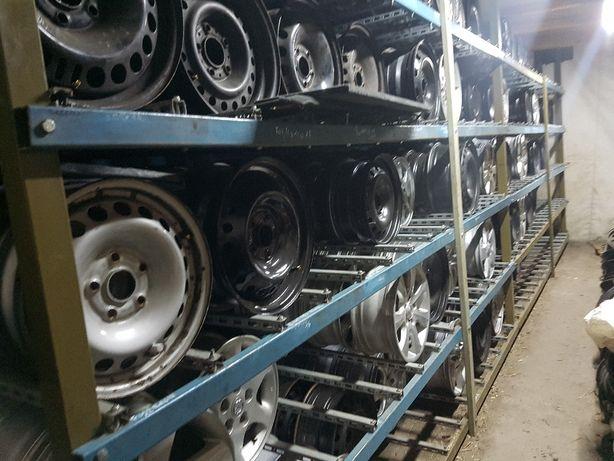 Felgi Stalowe 13,14,15,16,17-Wszystkie modele Aut-Aluminiowe