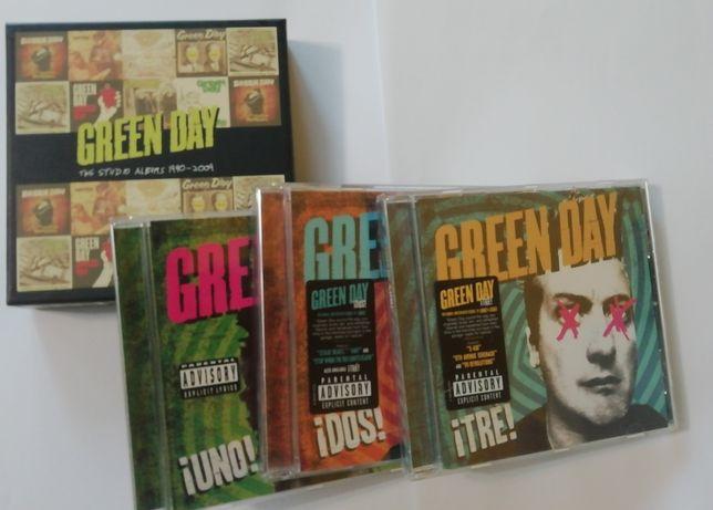 Zestaw płyt Green Day