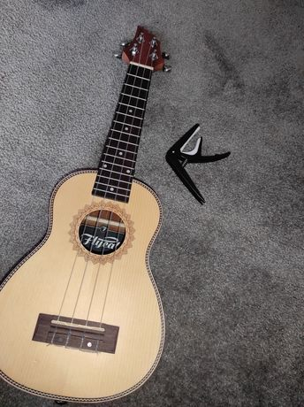 ukulele sopranowe Flycat C30S + kapodaster gratis