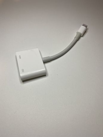 Apple Przejściówka iPhone iPad do TV Adapter Lightning na HDMI