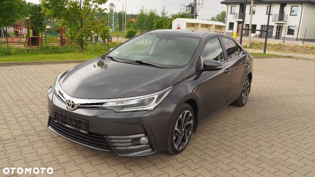 Toyota Corolla Toyota corolla automat 1,6 salonRP, na gwarancji zadbana bezwypadek