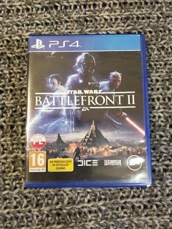 Star Wars BATTLEFRONT II Polska Wersja PS4