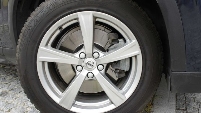 Jantes 18'' Volvo XC60 / XC90 - 5-Spoke Sparkling Silver - 233