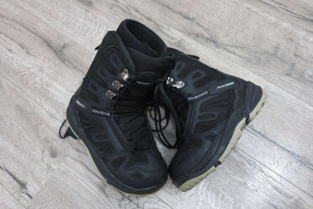 Buty snowboardowe Black-Dragon roz.39 wkładka 25cm