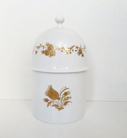 Herbatnica /bomboniera porcelanowa design Wiinblad Romanze Rosenthal