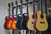 СКИДКА! Parksons JB4111 (C) + ПОДАРОК. Акустическая гитара. Гарантия
