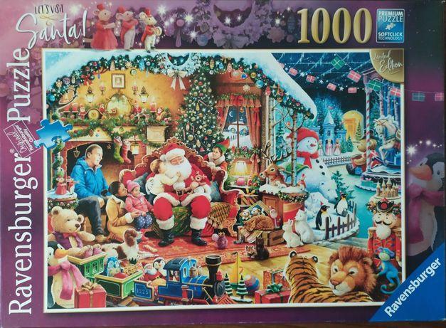 Sprzedam puzzle 1000 Ravensburger