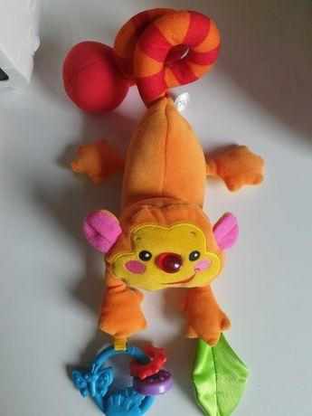 Zabawka interaktywna małpka małpa fisher price