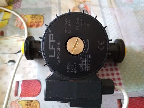 Pompa c.o. Leszno PCOw 25/4B i sterownik TMK SP100