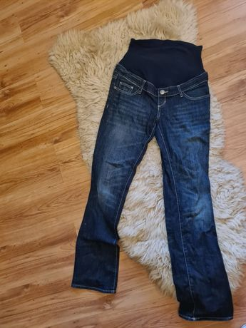 Spodnie ciążowe dżinsowe HM