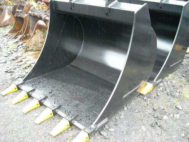 Łyżka kopiąca o szerokości 1500 mm