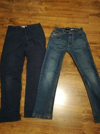 2 pary spodni, j. Nowe r. 140
