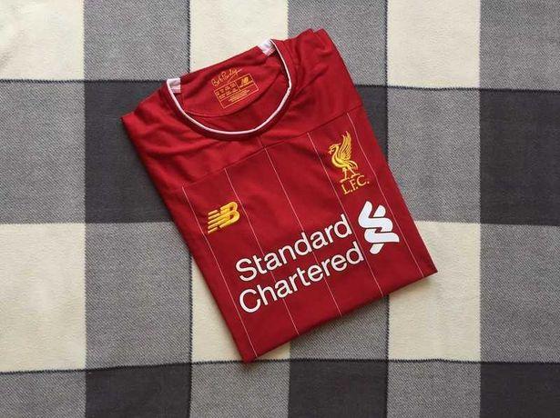 Oryginalna koszulka New Balance Liverpool sezon 2019/20 rozmiar XXL