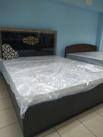 Новая кровать! Кровать с матрасом! Шикарное предложение. 160*200