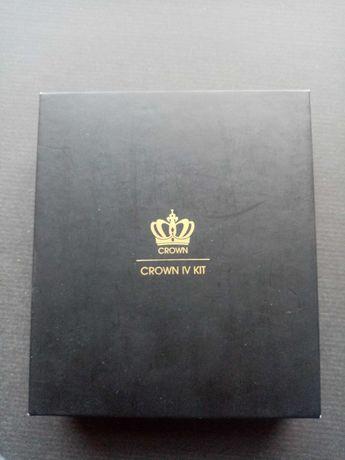 Pudełko po e papierosie Uwell crown 4 kit