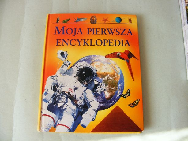 Moja pierwsza encyklopedia Williams