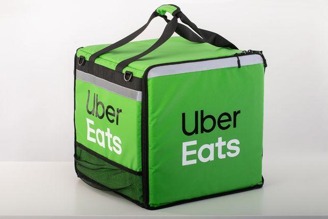Vendo mochila UberEats nova