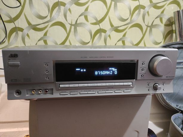 JVC RX - 5062, звук, центр, акустика, раритет.