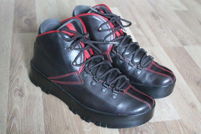 черевики Prada оригінал шкіра ботинки кожа оригинал (dr.martens D&G)